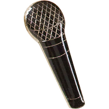 Microphone Recognition Pin
