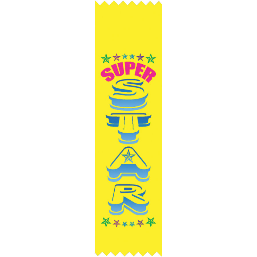 Super Star Ribbon