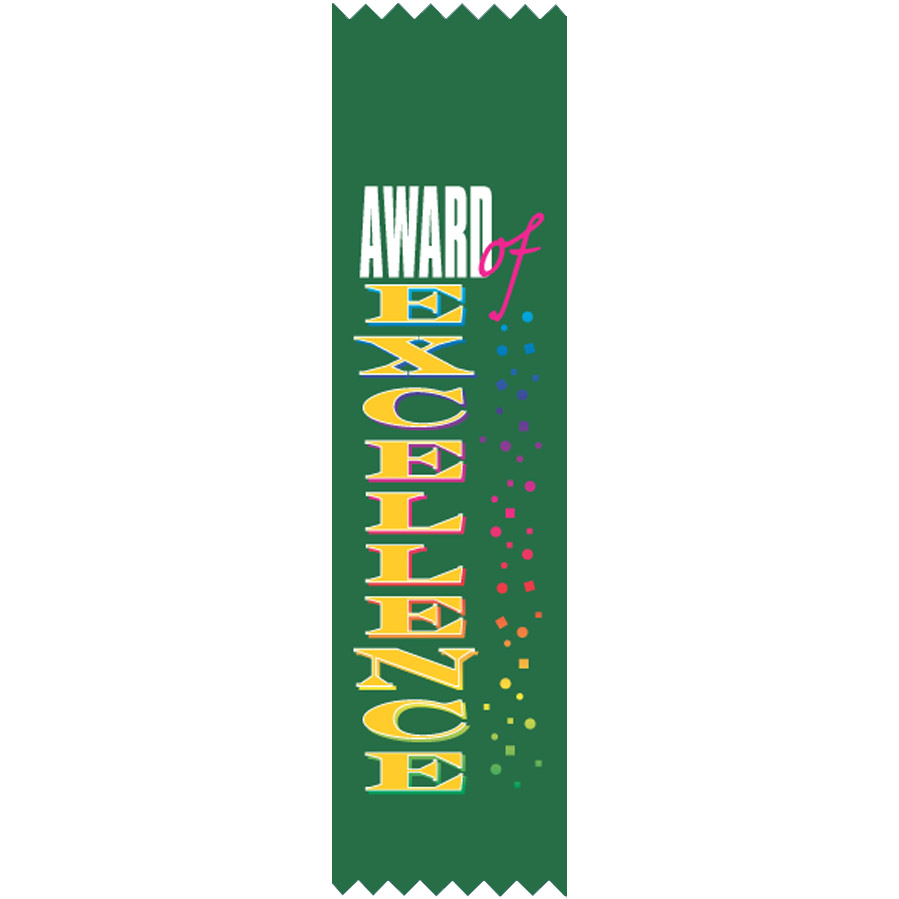 Award of Excellence Ribbon