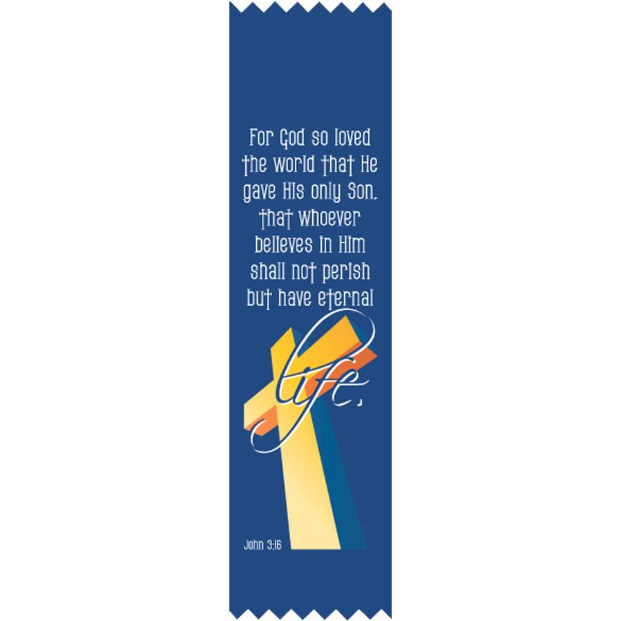 Eternal Life Celebration Ribbon