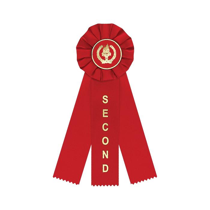 Red 3 Streamer Ribbon