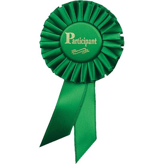 Green Satin Ribbon