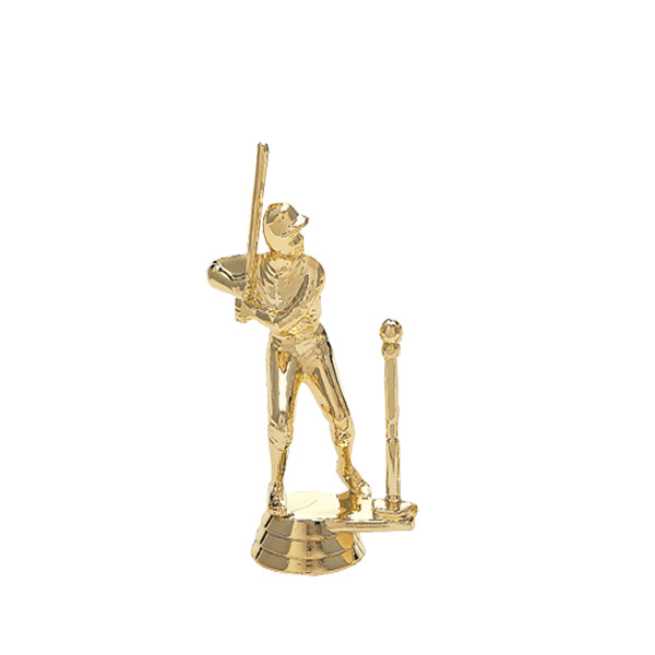 Mall T-Ball Player Gold Trophy Figure
