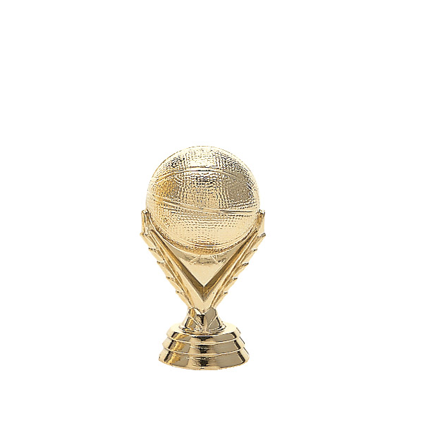 Model Basketball Gold Trophy Figure