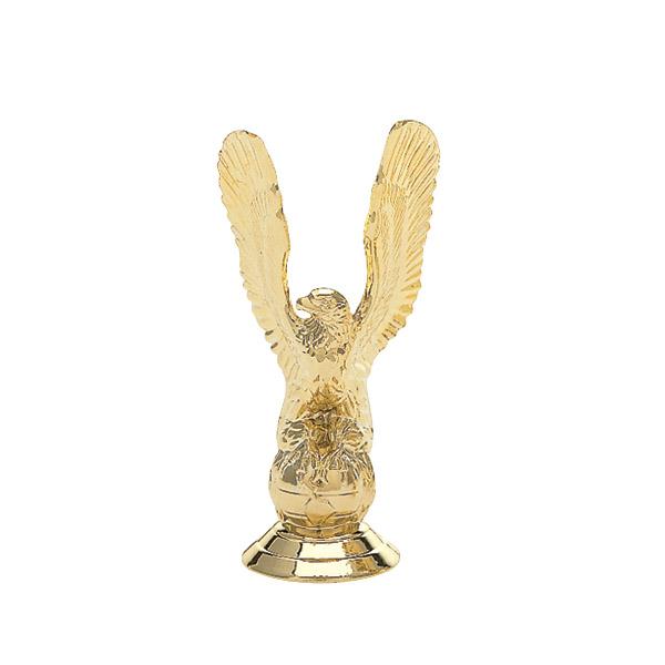 Eagle Gold Trophy Figure