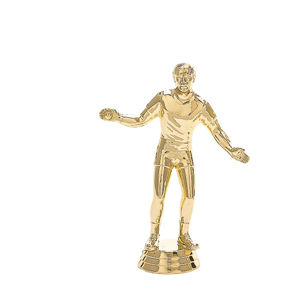 Handball Male Gold Trophy Figure