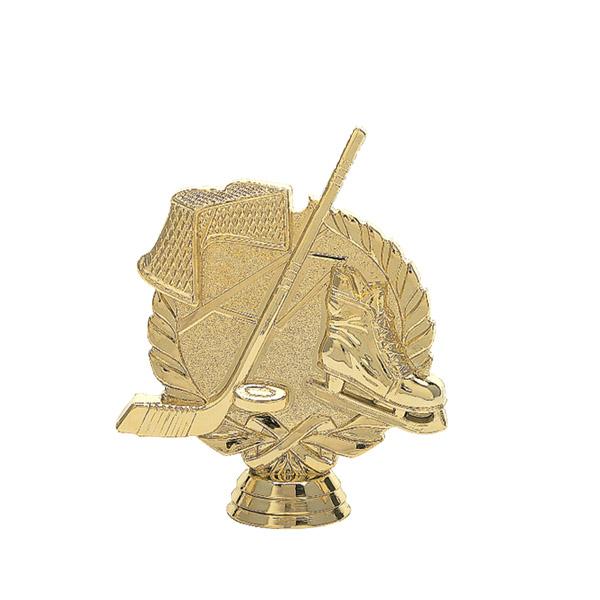 Hockey 3-D Gold Trophy Figure