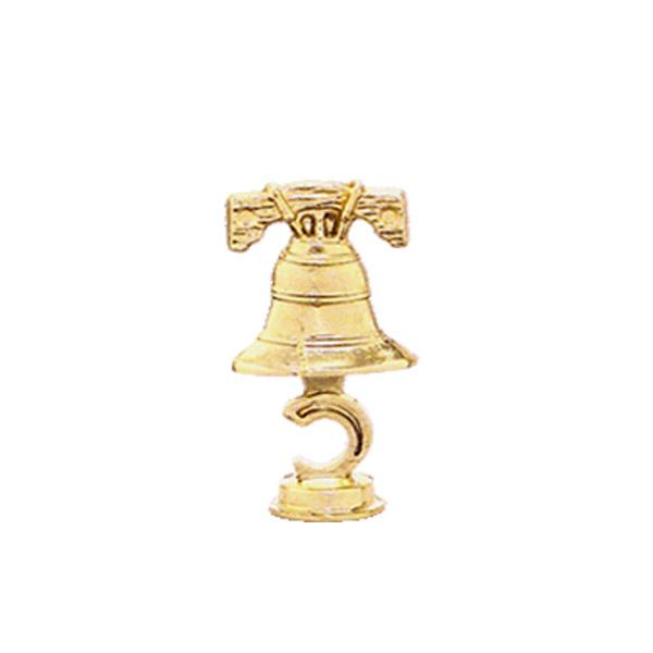 Liberty Bell Gold Trophy Figure