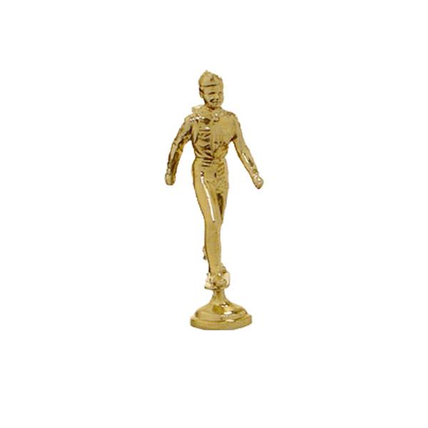 Boy Scout Gold Trophy Figure