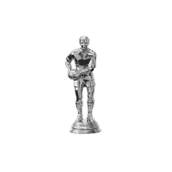 Football - Gaelic Silver Trophy Figure