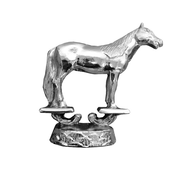 Pony Silver Trophy Figure