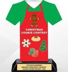 Cookie Contest Trophy