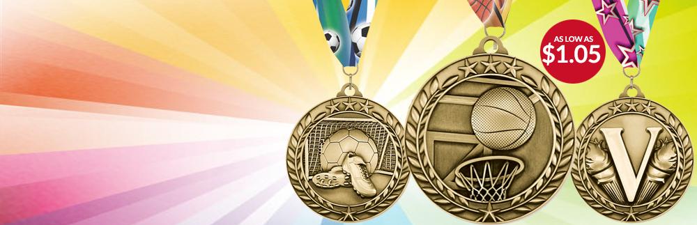Achievement Medals