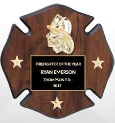 Fire-Police-EMS Plaques