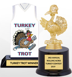 Turkey Trot Awards