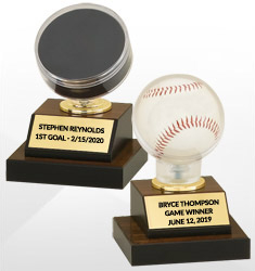 Ball Display Trophies