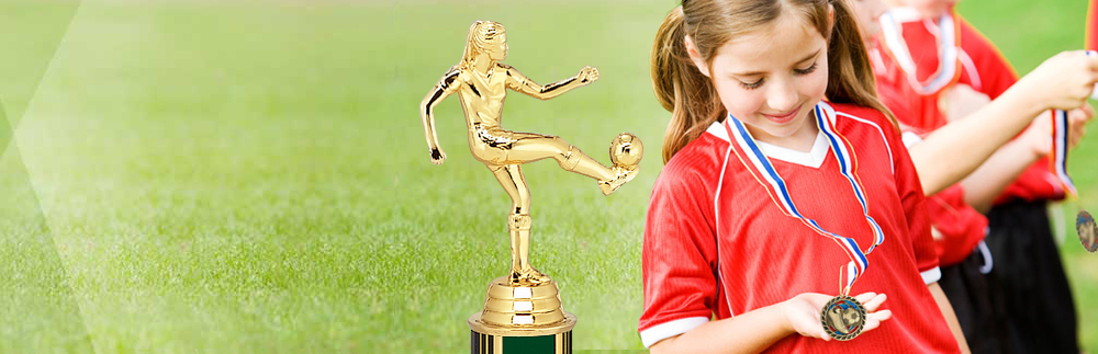 Soccer Trophies and Awards