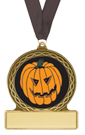 Halloween Medal