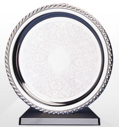 Silver Bowls, Trays, Trophies and Awards