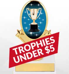 Cheap Trophies Under $5