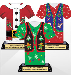 Ugly Christmas Sweater Awards